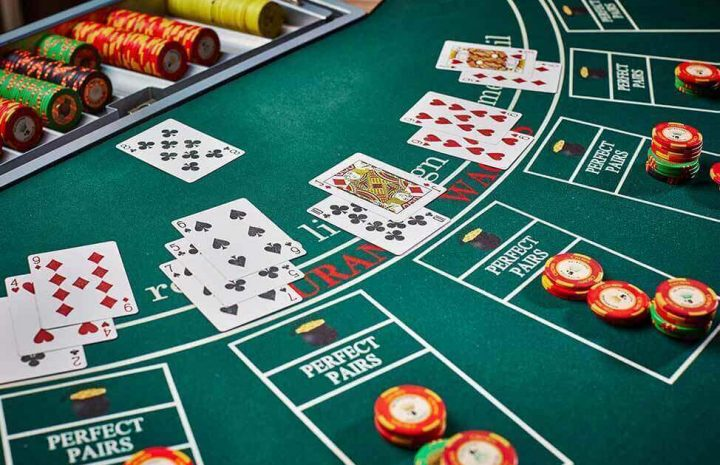 The actions of gambling regularity