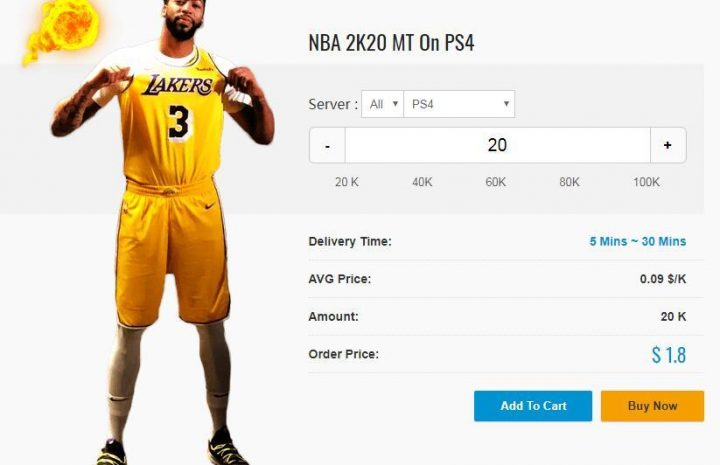 NBA 2K21 – The '21 Current NBA Collection Is Released