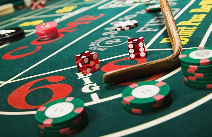 Seven Causes Online Casino Is A Waste Of Time