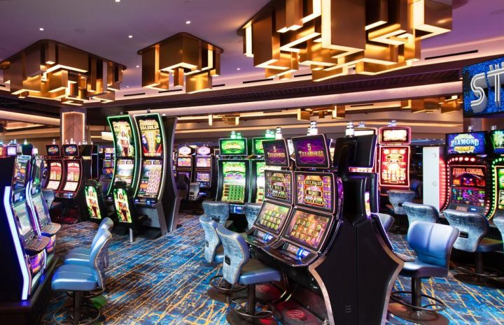 Right here Is What It's best to Do In your Casino