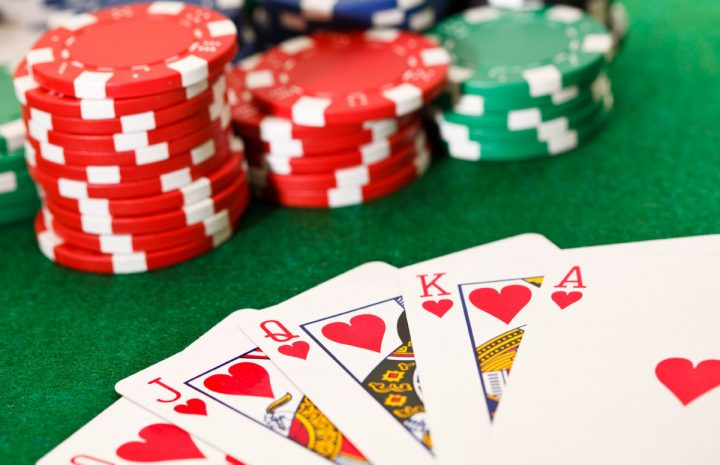 Five Ways To enhance Poker Tips